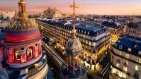 Francja, Paryż 3 noclegi - CDG 4*